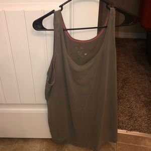 Maurices green tank top